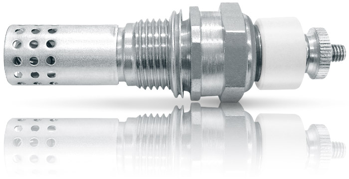 glow plugs with heating coils for heating aggregates